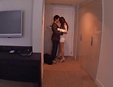 Adventurous couple satisfy their horny selves indoors