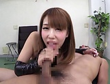 Seira Matsuoka enjoys the art of domination picture 89