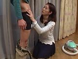 Mature Shizuka Akiyama gets nailed deep picture 17