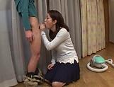 Mature Shizuka Akiyama gets nailed deep picture 42