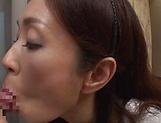 Mature Shizuka Akiyama gets nailed deep picture 43