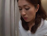 Mature Shizuka Akiyama gets nailed deep picture 44