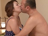 Cute Milf has her gaping hole nailed