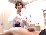 Otoha Nanase gets kinky on her partner's dick