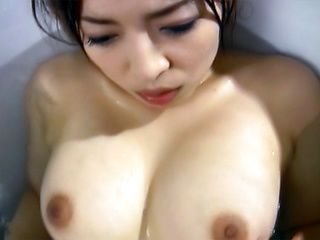 Hot POV blowjob scenes with Asian married woman