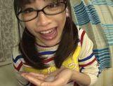 Playful Asianchick Miku Sunohara sucks dick on Japanese pov picture 38