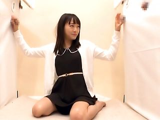 Sexy Japanese teen has the time of her life