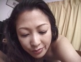 Nasty hardcore for obedient Japanese mature, Marie Sugimoto picture 115
