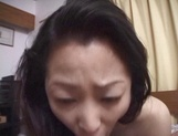 Nasty hardcore for obedient Japanese mature, Marie Sugimoto picture 135