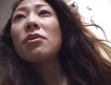 Nasty hardcore for obedient Japanese mature, Marie Sugimoto picture 13