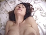 Nasty hardcore for obedient Japanese mature, Marie Sugimoto picture 144