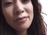 Nasty hardcore for obedient Japanese mature, Marie Sugimoto picture 14