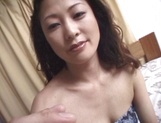 Nasty hardcore for obedient Japanese mature, Marie Sugimoto picture 18