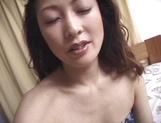 Nasty hardcore for obedient Japanese mature, Marie Sugimoto picture 19