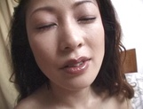 Nasty hardcore for obedient Japanese mature, Marie Sugimoto picture 21