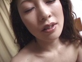 Nasty hardcore for obedient Japanese mature, Marie Sugimoto picture 22