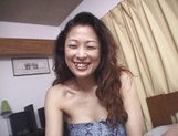 Nasty hardcore for obedient Japanese mature, Marie Sugimoto picture 30