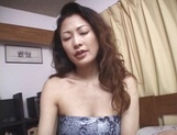 Nasty hardcore for obedient Japanese mature, Marie Sugimoto picture 32