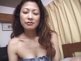 Nasty hardcore for obedient Japanese mature, Marie Sugimoto picture 33