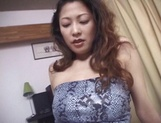 Nasty hardcore for obedient Japanese mature, Marie Sugimoto picture 37