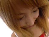 Amateur Asian teen, Kumi Sakura, pounded really hard picture 6