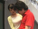 Dominating Japanese AV Model is a mature cock hunting milf picture 13