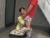 Dominating Japanese AV Model is a mature cock hunting milf picture 23