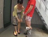 Dominating Japanese AV Model is a mature cock hunting milf picture 29