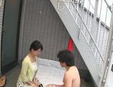 Dominating Japanese AV Model is a mature cock hunting milf picture 48