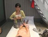 Dominating Japanese AV Model is a mature cock hunting milf picture 51