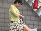 Dominating Japanese AV Model is a mature cock hunting milf picture 56