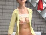 Dominating Japanese AV Model is a mature cock hunting milf picture 60