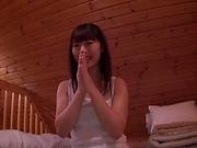 Mizuhara Sana enjoys a rear bonk
