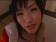 Sexy adoring asian milf sucks and rides pretty well