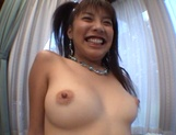 Curvaceous Mai Hagiwara banged and cummed on picture 22