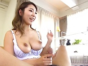 Ushio Ayana enjoys the thrill of a hardcore