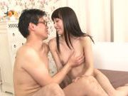Young Asian teen Minami Hirahara having her tight pussy slammed