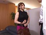 Cute Tomoe Nakamura gets penetrated deep
