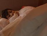 Pretty Asian doll woken up to a hardcore