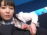 Delicious Konishi Marie pleasing hard dick picture 12