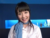 Delicious Konishi Marie pleasing hard dick