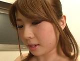 Amazing Tomoe Nakamura penetrated deep