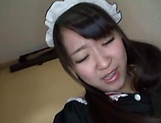 Houtsuki Haruna likes it the doggystyle fashion picture 11