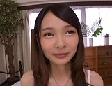 Atomi Shuri has her nipples sensually licked