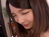 Atomi Shuri has her nipples sensually licked picture 54
