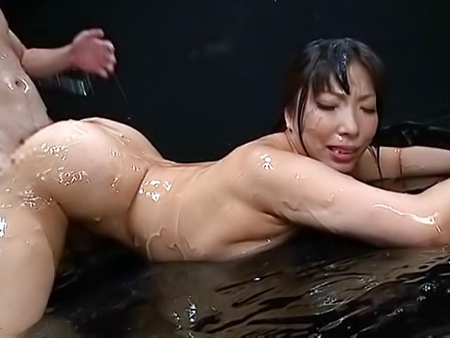 Nice Asian Sankihon NozomiIku enjoys a wild kinky session