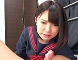 Sexy Natsume Hinata fucked hard and creamed
