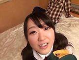 Stiff huge cocks to please Houtsuki Haruna
