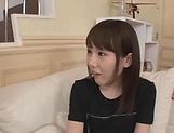 Ebina Rina fucked and creamed afterwards