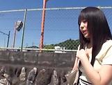 Lovie shows  her enchanting  cock sucking skills.